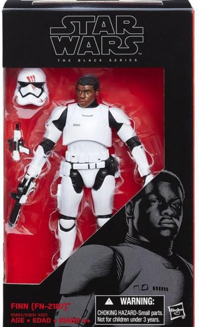 Star Wars The Force Awakens Black Series Finn FN-2187 Action Figure