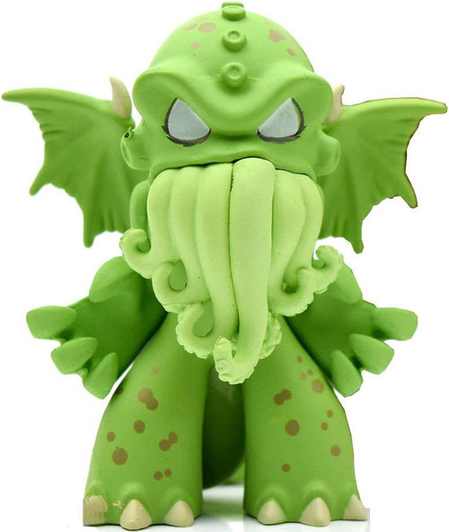 Funko Horror Classics Series 2 Mystery Minis Cthulhu 2.5-Inch 1/24 Rare Mystery Minifigure [Standard Version Loose]