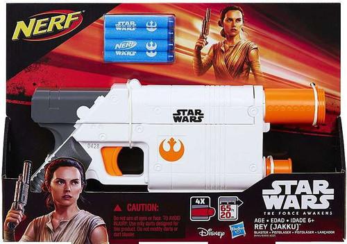 Star Wars The Force Awakens Rey's Blaster Roleplay Toy [Jakku]