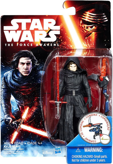 Star Wars The Force Awakens Snow & Desert Kylo Ren Action Figure