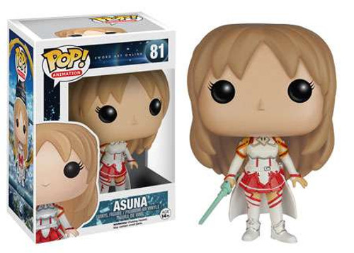 Funko Sword Art Online POP! Anime Asuna Vinyl Figure #81