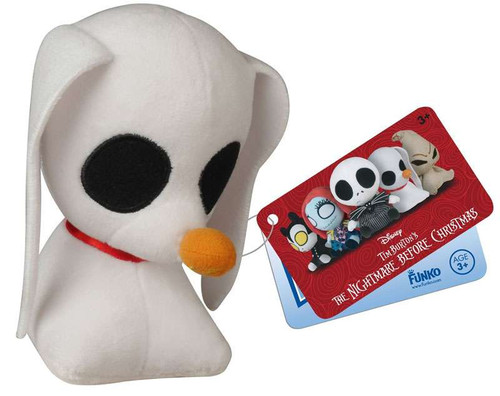 Funko Nightmare Before Christmas Mopeez Zero 5-Inch Plush