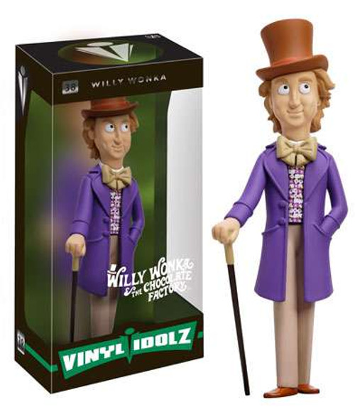 Funko Willy Wonka & The Chocolate Factory Vinyl Idolz Willy Wonka 8-Inch Vinyl Figure #38