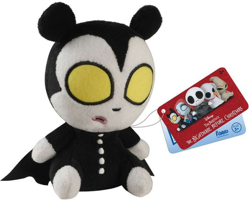Funko Nightmare Before Christmas Mopeez Vampire Teddy 5-Inch Plush