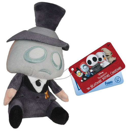 Funko Nightmare Before Christmas Mopeez Mayor 5-Inch Plush