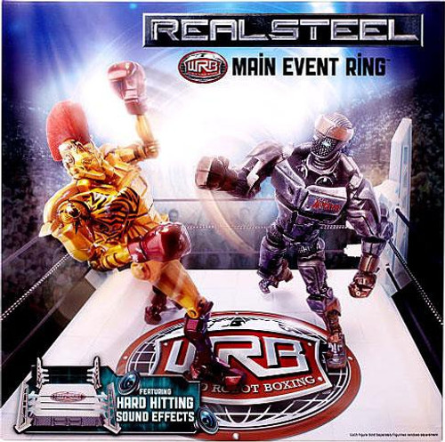 Real Steel WRB Main Event Ring