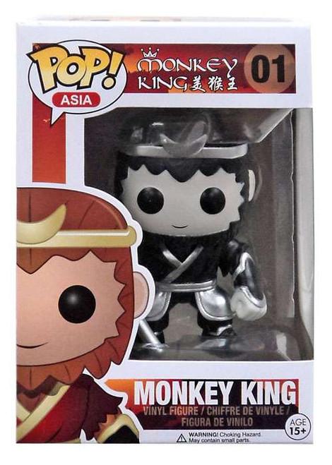 Funko POP! Asia Monkey King Vinyl Figure #01 [Black & White]