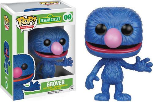 Funko Sesame Street POP! TV Grover Vinyl Figure #09