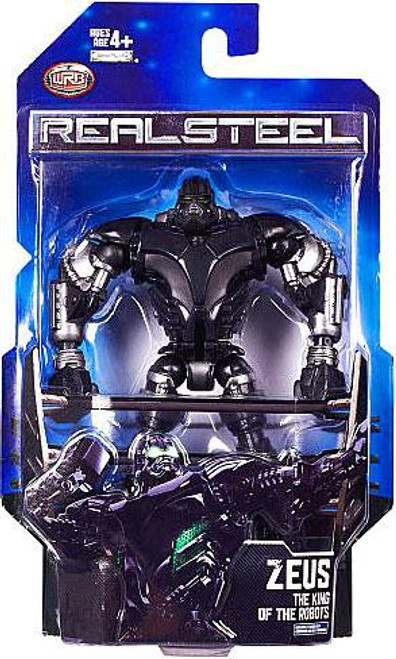 Real Steel Series 1 Deluxe Zeus Action Figure [The King of the Robots]