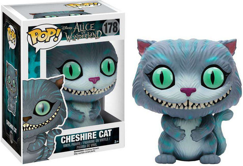 Funko Alice in Wonderland POP! Disney Cheshire Cat Vinyl Figure #178 [Regular]