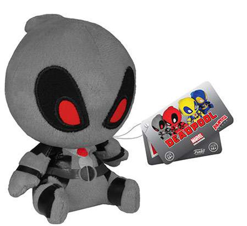 Funko Marvel Mopeez Grey Deadpool Plush