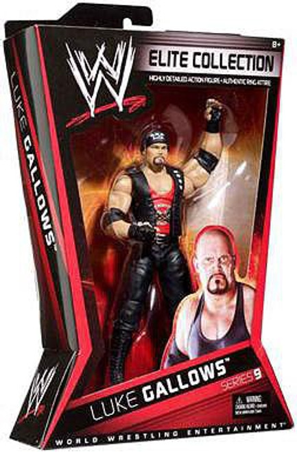 WWE Wrestling Elite Collection Series 9 Luke Gallows Action Figure