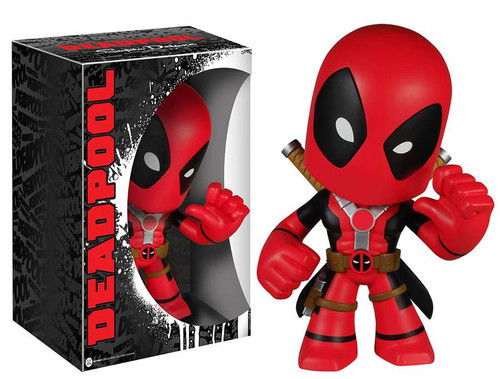 Funko Marvel Super Deluxe Vinyl Deadpool 10-Inch Vinyl Figure