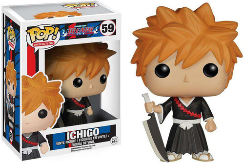 Funko Bleach POP! Anime Ichigo Vinyl Figure #59