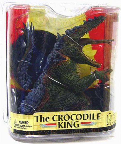 McFarlane Toys Spawn Series 33 Age of Pharaohs The Crocodile King Action Figure [Sebek]