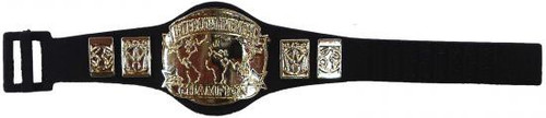 WWE Wrestling Intercontinental Champion Belt Action Figure Accessory