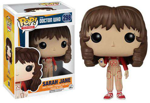 Funko Doctor Who POP! TV Sarah Jane Smith Vinyl Figure #298