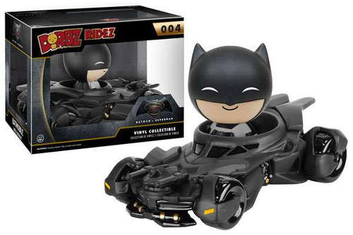 Funko DC Batman v Superman: Dawn of Justice Dorbz Ridez Batmobile Vinyl Figure #004