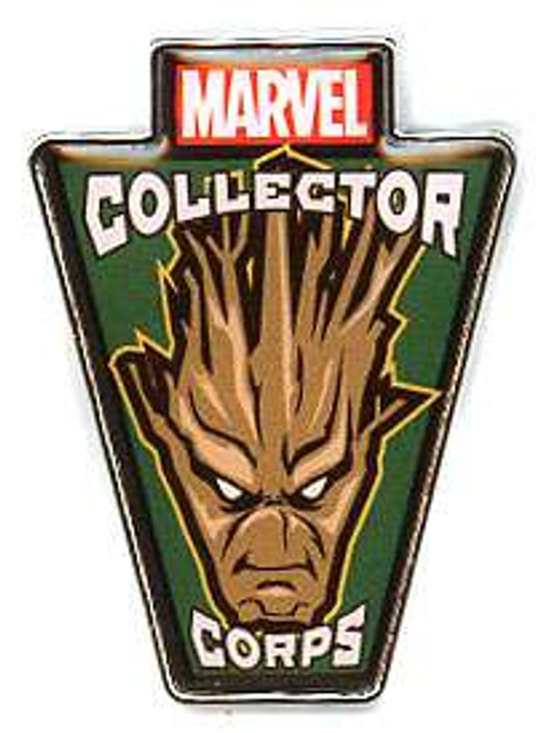 Funko Marvel Collector Corps Groot Pin