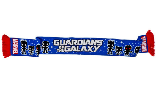 Funko Marvel Collector Corps Guardians of the Galaxy Scarf