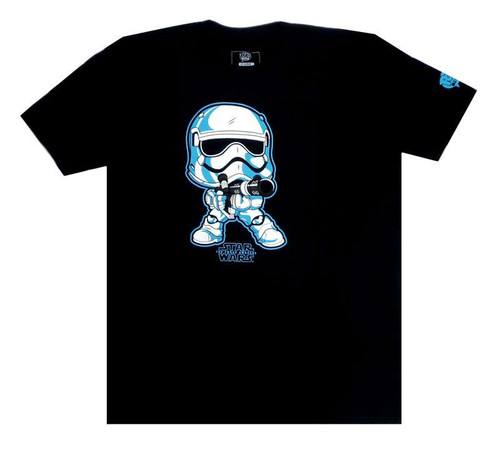 Funko The Force Awakens POP! Star Wars Artillery Stormtrooper Exclusive T-Shirt [X-Large]