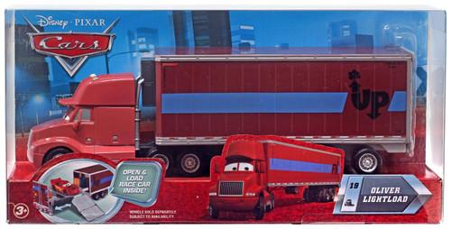 Disney / Pixar Cars Oliver Lightload Diecast Car [Hauler]
