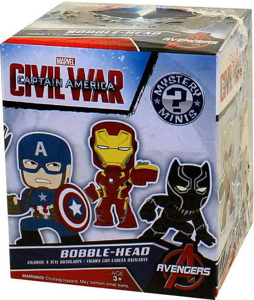 Funko Marvel Mystery Minis Civil War Mystery Pack [1 RANDOM Figure]