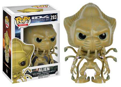 Funko Independence Day POP! Movies Alien Vinyl Figure #283 [Regular Version]