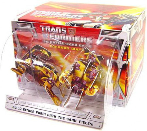 Transformers 3-D Battle Card Game Energon Wars Booster Pack