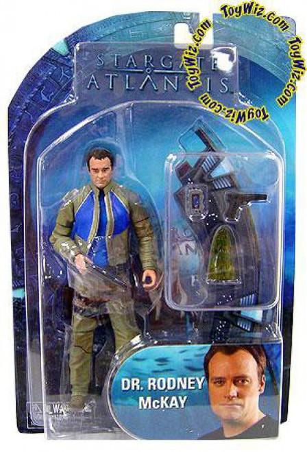Stargate Atlantis Series 2 Dr. Rodney McKay Action Figure