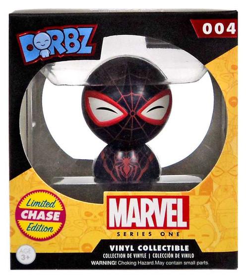 Funko Marvel Dorbz Spider-Man Vinyl Figure #04 [Miles Morales, Limited Edition Chase]