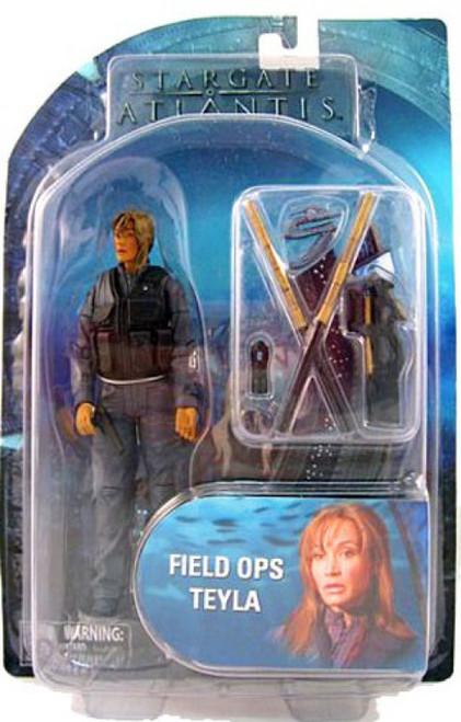Stargate Atlantis Series 2 Teyla Action Figure [Field Ops]