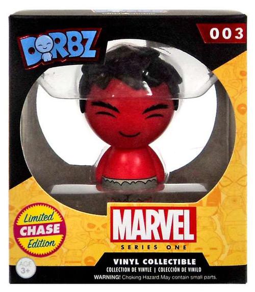 Funko Marvel Dorbz Red Hulk Vinyl Figure #03 [Limited Edition Chase]