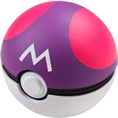 Pokemon Soft Foam Master Ball 2.5-Inch Pokeball