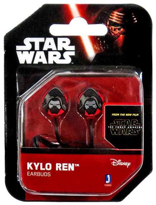 Star Wars The Force Awakens Kylo Ren Earbuds