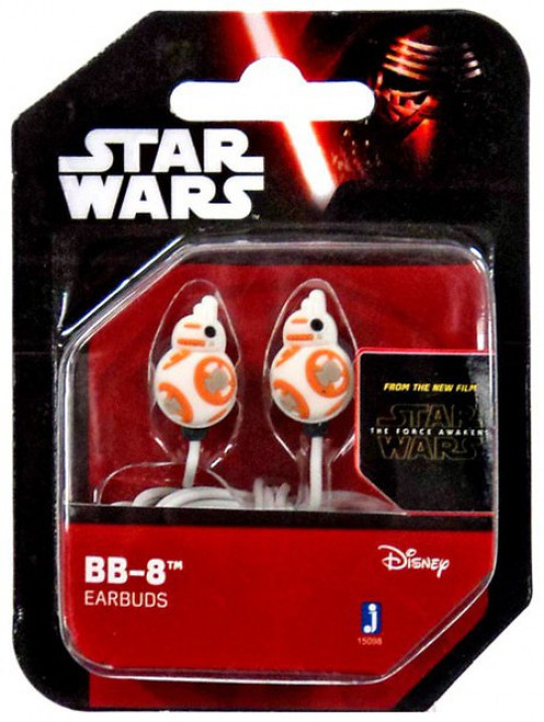 Star Wars The Force Awakens BB-8 Earbuds