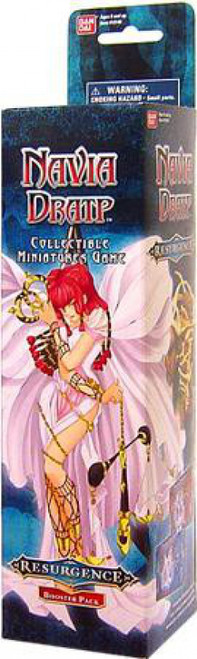 Navia Dratp Collectible Miniatures Game Resurgence Booster Pack