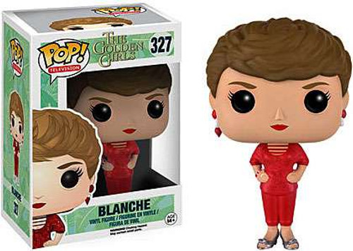 Funko Golden Girls POP! TV Blanche Vinyl Figure #327
