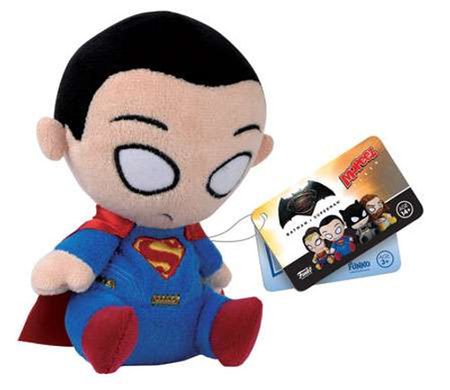 Funko DC Batman v Superman Mopeez Superman Plush [Dawn of Justice]