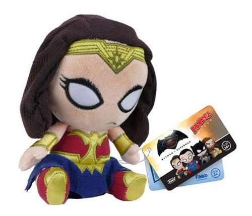 Funko DC Batman v Superman Mopeez Wonder Woman Plush [Dawn of Justice]