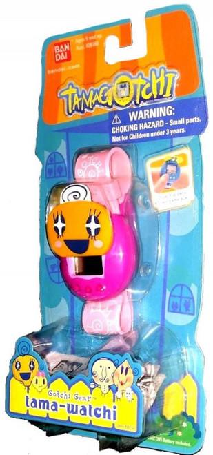 Tamagotchi Gotchi Gear Tama-Watchi Memetchi Electronic Toy [Pink]