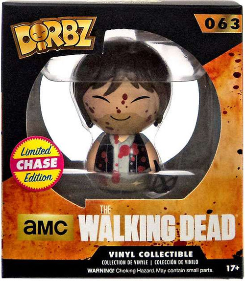 Funko The Walking Dead AMC TV Dorbz Daryl Dixon Vinyl Figure #63 [Bloody, Limited Edition Chase]