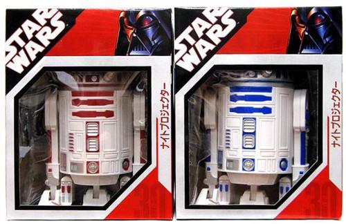 Star Wars Electronics Set of R2-Unit Light Scene Projectors