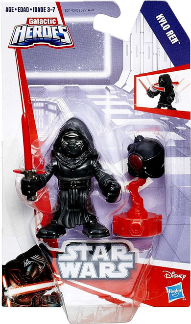 Star Wars Galactic Heroes Kylo Ren Mini Figure [2016]