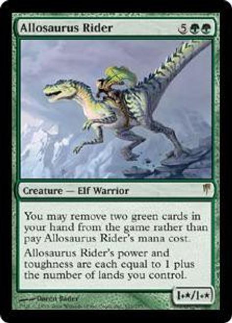 MtG Coldsnap Rare Allosaurus Rider #101