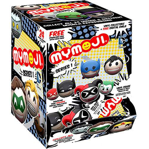 Funko MyMojis DC Mystery Box [24 Packs]