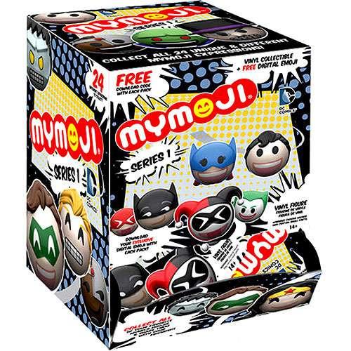 Funko MyMojis DC Mystery Box [24 Packs]