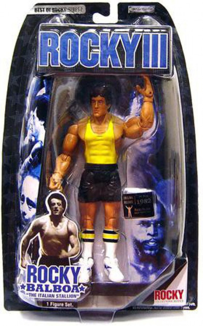 Rocky III Best of Rocky Series 2 Rocky Balboa Action Figure