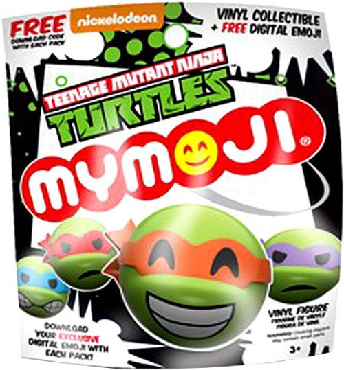 Funko MyMojis Teenage Mutant Ninja Turtles Mystery Pack