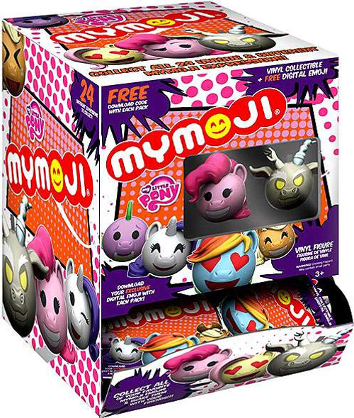Funko Friendship is Magic MyMojis My Little Pony Mystery Box [24 Packs]